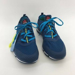 Reebok Mens Cloudride DMX 4.0 Walking Shoes Blue
